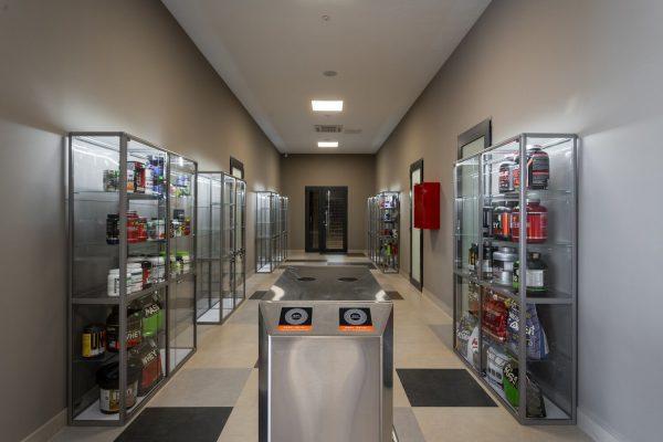 Мебель для фитнес – клубов на заказ в Бишкеке