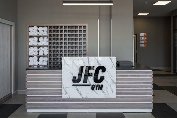 Тренажерный зал ''JFC GYM''