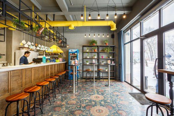 Мебель для ресторанов и кафе на заказ в Бишкеке