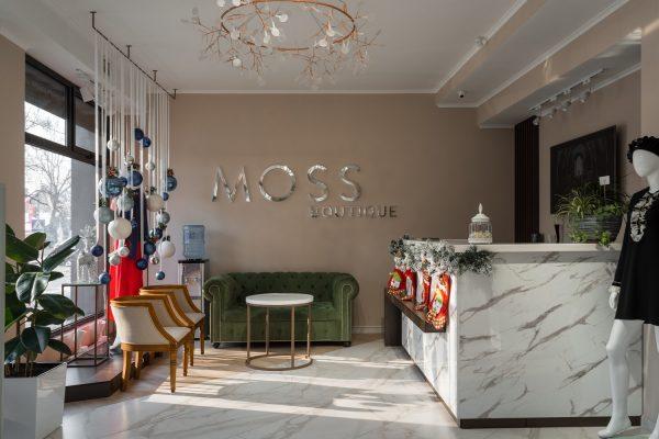 Бутик брендовой одежды ''Moss''