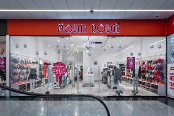 Магазин нижнего белья ''Moulin Rouge''